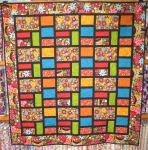 Bright and Beautiful Quilt