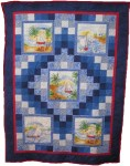 Ports Of Call Quilt Kit