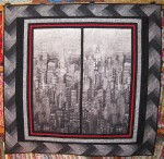 New York Skylines Pattern